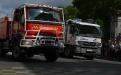 Véhicule de feux de forêts Zone de secours Rand
